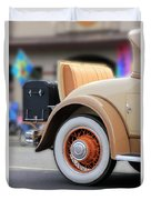 Rumble Seat Duvet Cover