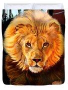 Running Lion Duvet Cover