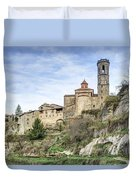 Rupit I Pruit In Catalonia Duvet Cover