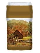Rural Appalachia Duvet Cover