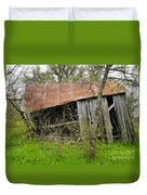 Rural Decay Duvet Cover