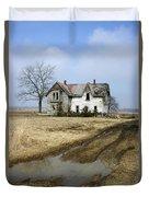 Rural Decay Duvet Cover