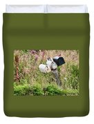 Rural Delivery No 4 Duvet Cover