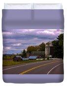 Rural Farm Duvet Cover