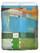 Rural Landscape Number 3 Duvet Cover