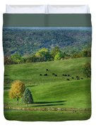 Rural Life Duvet Cover