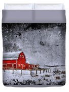 Rural Textures Duvet Cover