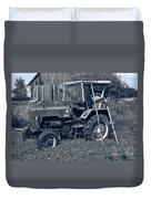 Rural Vehicle Duvet Cover