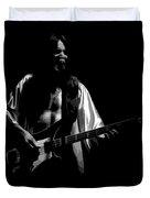 Rush 77 #56 Enhanced Bw Duvet Cover