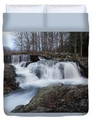 Rushing Falls Duvet Cover