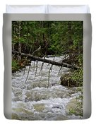 Rushing Stream Duvet Cover