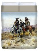 Russell Charles Marion On The Prowl Duvet Cover