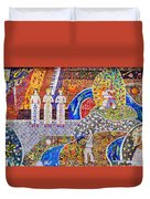 Wall Of Life Duvet Cover