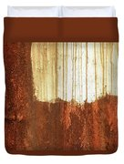 Rust 01 Duvet Cover