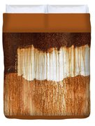 Rust 03 Duvet Cover