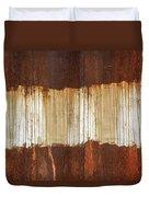 Rust 04 Duvet Cover