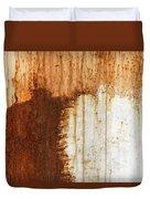 Rust 05 Duvet Cover