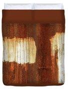 Rust 06 Duvet Cover