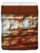 Rust 22 Duvet Cover