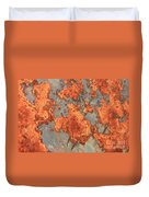 Rust Art Duvet Cover