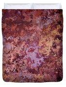 Rust Autumn Duvet Cover