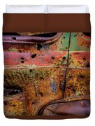 Rusted Beauty Duvet Cover