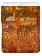 Rusted Glory 313 Duvet Cover