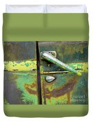 Rusted Series 4 Duvet Cover