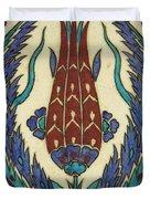 Rusten Pasha Tulip Tile Duvet Cover