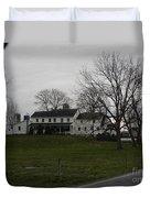 Rustic Amish Farmstead Duvet Cover