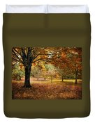 Rustic Autumn  Duvet Cover