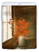 Rustic Bouquet Duvet Cover