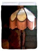 Rustic Elegance Duvet Cover