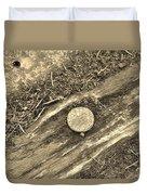 Rustic Nail Duvet Cover