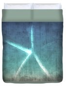 Rustic Starfish Duvet Cover