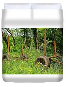Rusty Object 2 Duvet Cover