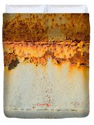 Rusty Peel Duvet Cover