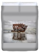 Rusty Reflections Duvet Cover