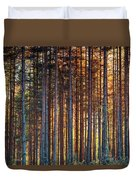 Rusy Forest Duvet Cover