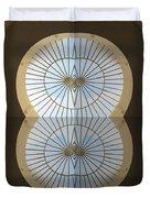 S F Neiman Marcus Seven Duvet Cover