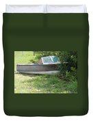S S Minnow Duvet Cover