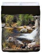 Sabino Creek Falls Duvet Cover