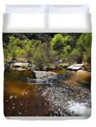 Sabino Creek Duvet Cover