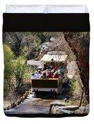 Sabino Shuttle Duvet Cover