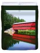 Sachs Bridge Duvet Cover