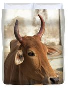 Sacred Cow Duvet Cover