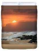 Sacred Journeys Song Of The Sea Duvet Cover