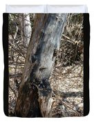 Sad Tree Duvet Cover