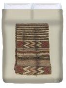 Saddle Blanket Duvet Cover