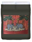 Safari Duvet Cover